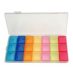 Cutie pentru medicamente DZ18