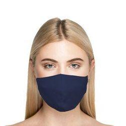 Dvoslojna maska temno modra - Hurt PR_P42891