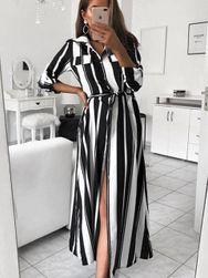 Dámské šaty s dlouhým rukávem Logistilla size 2