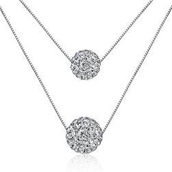 Женское ожерелье B016200