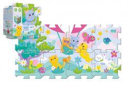 Pěnové puzzle 8ks Koťátka 32x32cm v sáčku 24m+ RM_89061262