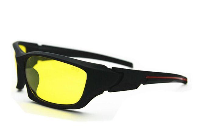 Polarizované sluneční brýle se žlutými skly 1
