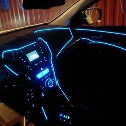 Dekoratív LED  autó szalag - 9 színben