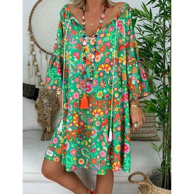 Letní šaty Kari 1