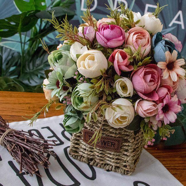 Veštačko cveće Rosie 1