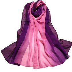 Dámský barevný šátek - 10 variant
