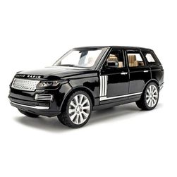 Model auto Land Rover