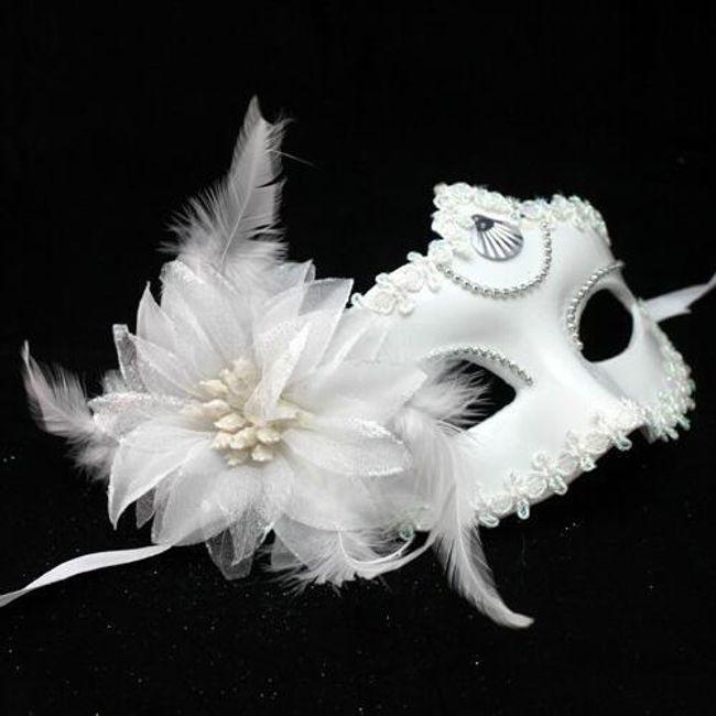 Стилна маска за карнавал 1