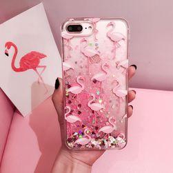 Maska za iPhone sa flamingosima - 2 varijante