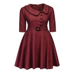 Vintage šaty Ladonna