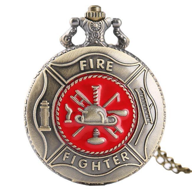 Džepni sat Fire 5 1