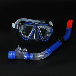 Potápěčské brýle a šnorchl