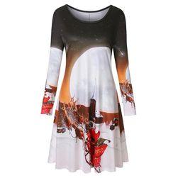 Женское новогоднее платье Olena