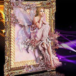 Obraz 5D z aniołem