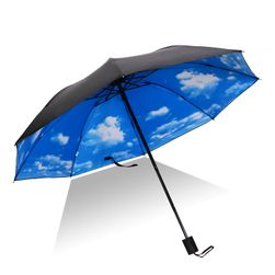 Deštník se stylovým potiskem