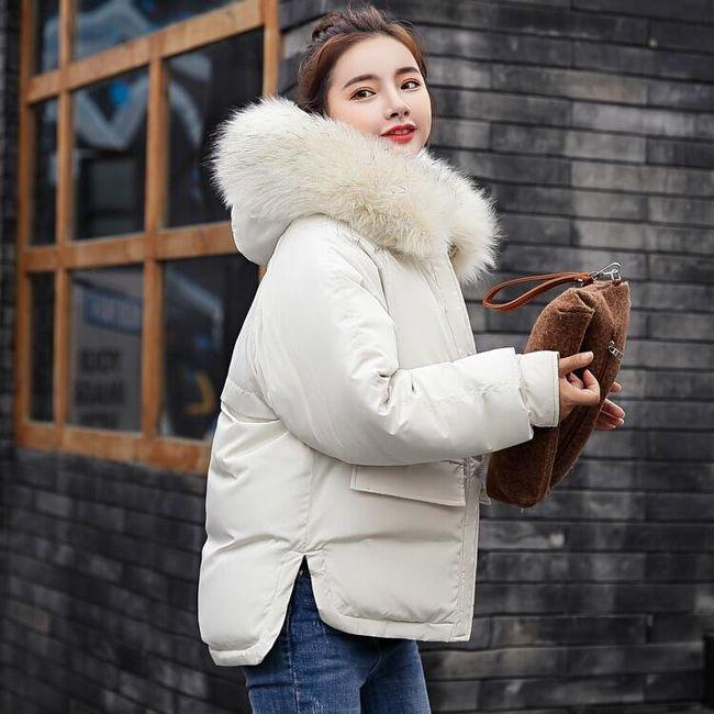 Damska zimowa kurtka Kiarra 1