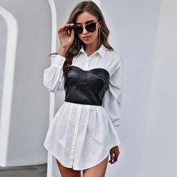 Дамска риза с корсет TF3163