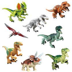 Фигурка динозавра- 1 шт.