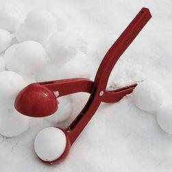 Výrobník sněhových koulí