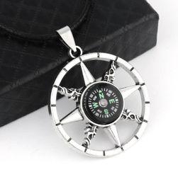 Men's necklace B012030