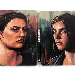 Игра за PS4 The Last of Us II + Steelbook