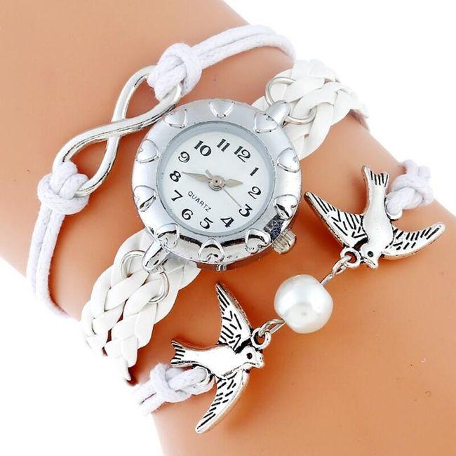 Dámské vícevrstvé hodinky Birdie 1
