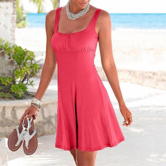 Лятна рокля Shorty 1