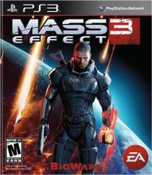 Hra (PS3) Mass Effect 3