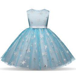 Dívčí šaty Anna size 8