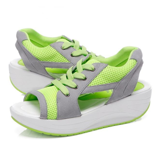 Žeski potovalni sandali - 3 barve 1