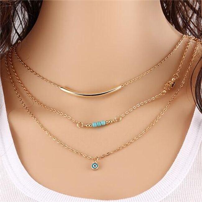 Dámský náhrdelník IT58 1