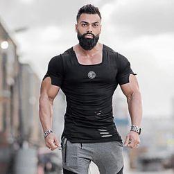 Kısa kollu erkek tişört Clay