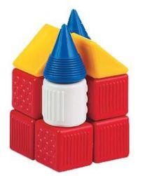Kostky Fantazie plastové RZ_518309