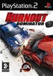Hra (PS2) Burnout Dominator