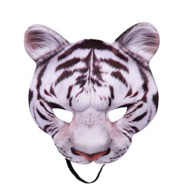 Maska Tiger 1