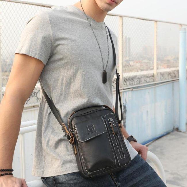 Muška torba preko ramena PB103 1