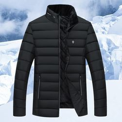 Muška zimska jakna PZB478 Crna - veličina 6