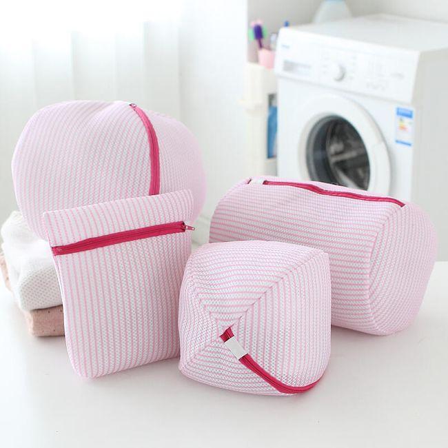 Pouzdro do pračky na šetrné praní spodního prádla - různé varianty 1