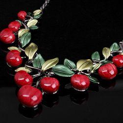 Ženska ogrlica za minđušama DN4578