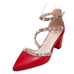 Dámské boty na podpatku Holy