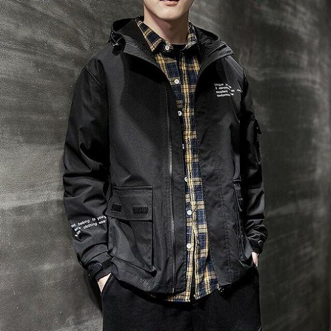 Férfi kabát Christopher