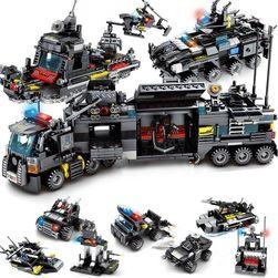 Dětská stavebnice SWAT