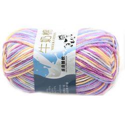 Klubko vlny na pletení a háčkování - 7 variant