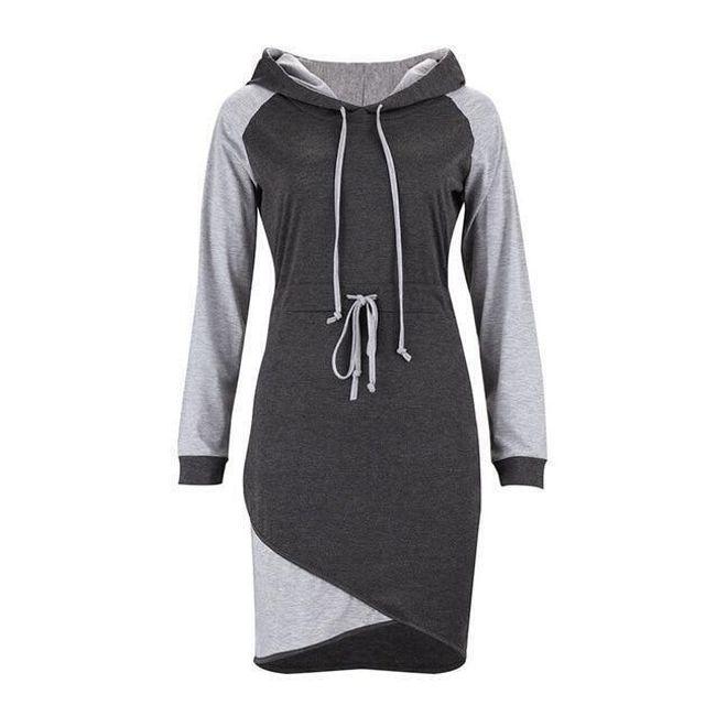 Női pulóver stílusú ruha Kenna