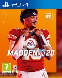 Gra (PS4) Madden NFL 20