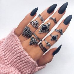 Komplet pierścionków I18