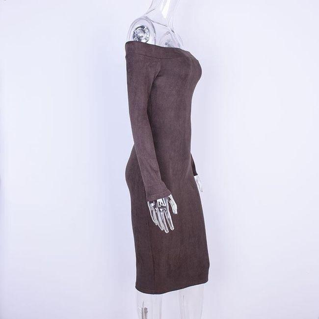 Női hosszú ujjú ruha Kae