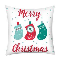 Novogodišnja navlaka za jastuk B05342