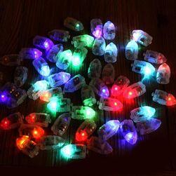 Dekoratív mini LED lámpák (12 darab) - különféle színekben