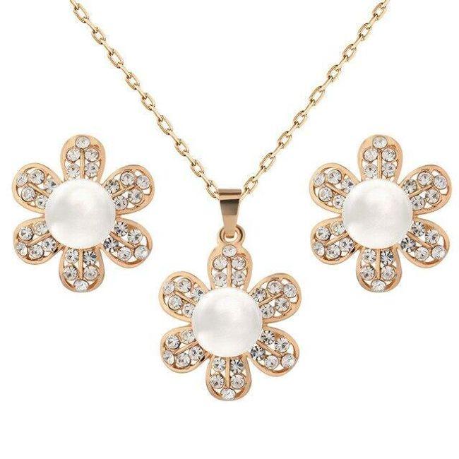 Sada šperků Daisie 1